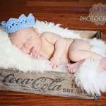 Baby Crown - Photo Prop - ..